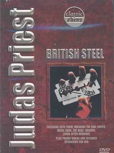 CLASSIC ALBUMS:BRITISH STEEL BY JUDAS PRIEST (DVD)